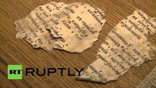 Zvenigorod Russia  city photos : Russia: Bird's nest uncovers rich 19th century Russian archive in Zvenigorod