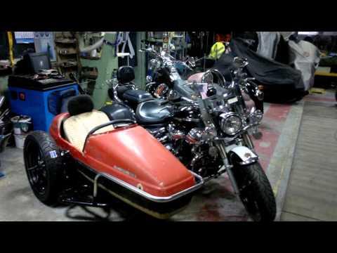 Коляски на мотоцикл ручной работы. Как всё начиналось...