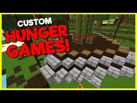 CUSTOM HUNGER GAMES!? | Heroes Hangout | #15