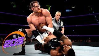 Nonton Cedric Alexander vs. Buddy Murphy - WWE Cruiserweight Championship Match: WWE 205 Live, May 29, 2018 Film Subtitle Indonesia Streaming Movie Download