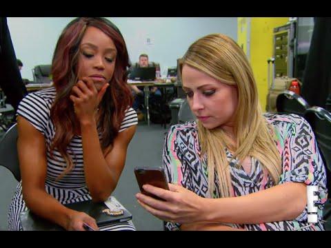 Total Divas Season 4, Episode 7 Clip: The Divas discuss Eva Marie's in-ring progress