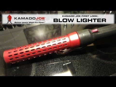 First Look: Kamado Joe Blow Lighter