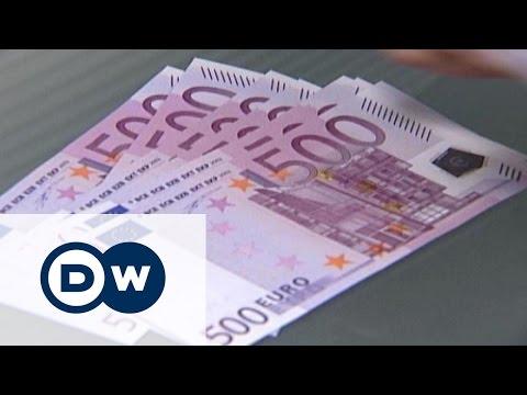 Купюру в 500 евро изымут из оборота