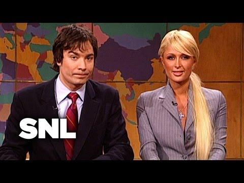 Paris Hilton: Double Entendres - Saturday Night Live