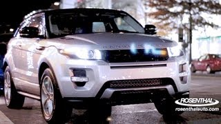 2012 Range Rover Evoque Test Drive&Review
