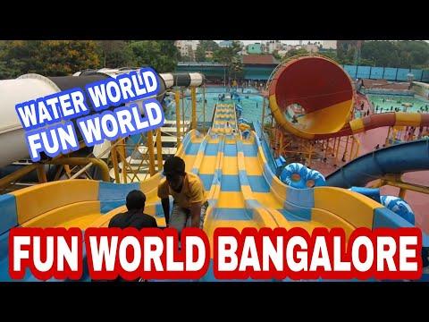 FUN WORLD BANGALORE || WATER WORLD || 100 % Covered