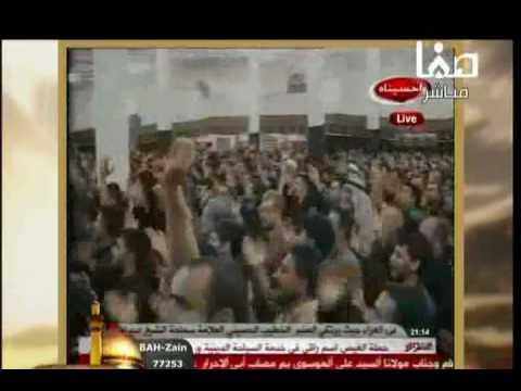 3-6-2010  من القلب إلى القلب 9/10 الشيخ العرعور يحاور الشيعة