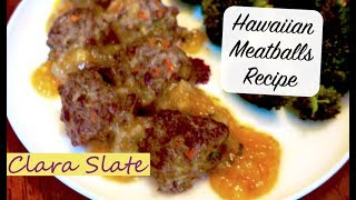 FULL RECIPE for Hawaiian Meatballs here: http://bit.ly/2uQONZZ Welcome to my channel! My videos cover a variety of interests.