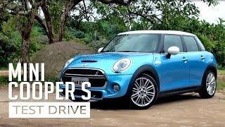 MINI COOPER S - Test Drive