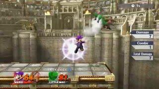 Mario Jab Reset Style Kill