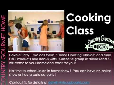 Country Gourmet Home Business