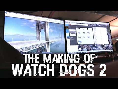 The Making of Watch Dogs 2 | Behind the Scenes of Ubisoft [Documentary] [HD]