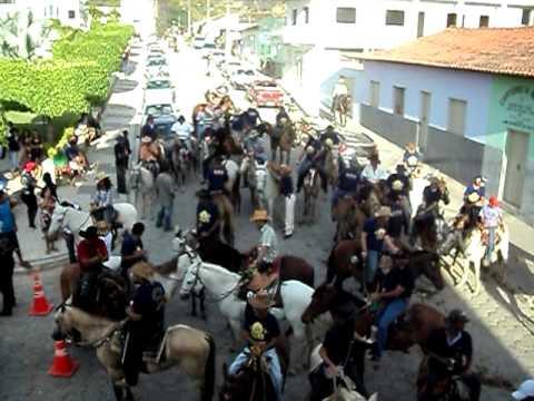 Grupo Elite de Cavaleiros de Santa Maria do Salto-MG 09/07/2011 Parte 1