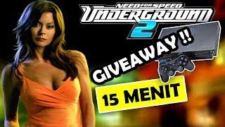 Video Seluruh Alur Cerita Need For Speed Underground & Underground 2 Hanya 15 MENIT - GIVEAWAY PS2 !! MP3, 3GP, MP4, WEBM, AVI, FLV Juni 2019