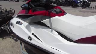 6. Pre-Owned 2010 SeaDoo GTX 155 (39722)