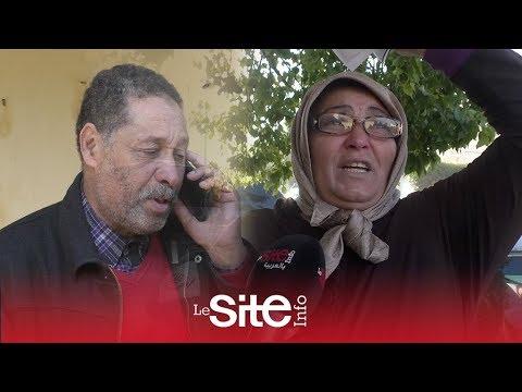 زوجة الممثل عبد اللطيف الخمولي: الإفراغ داروه باش نكون مجرمة أنا وأولادي