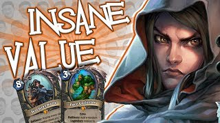 Video INSANE VALUE! New Witchwood Waifu? - Standard Constructed - The Witchwood MP3, 3GP, MP4, WEBM, AVI, FLV Juni 2018