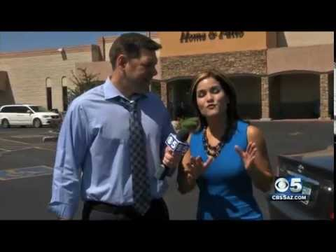 CBS 5 SURPRISE SQUAD - May 2, 2014