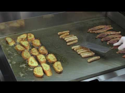 Vulcan 900RX Series and MSA Series Griddle Operational Demo