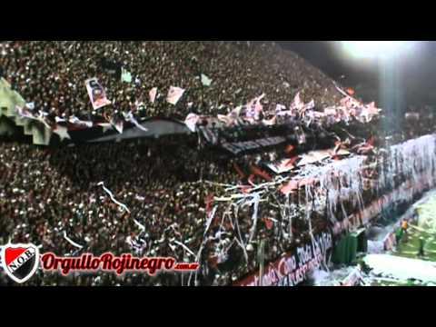 Aliento de la hinchada. Newell's 0 (10) - 0 (9) Boca Jrs. OrgulloRojinegro.com.ar - La Hinchada Más Popular - Newell's Old Boys