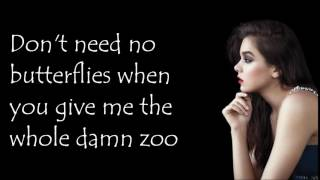 Hailee Steinfeld, Grey - Starving (Lyric Video) ft. Zedd orginl song