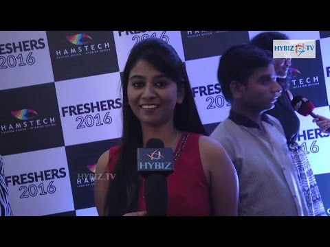 , Hamstech Fashion Freshers Party 2016-Anees Student