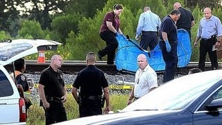 R.I.P Felicia Garcia Bullied Teen Jumps In Front Of Train - YouTube