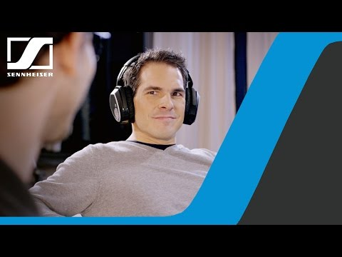 Vibrant TV Sound with RS 165: Digital Wireless Headphones I Sennheiser