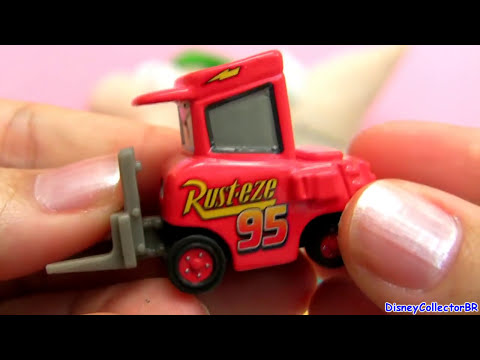 Mcqueen diecast Piston Cup Trophy Mattel Disney Cars - YouTube