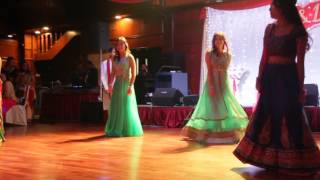 Bole Chudiyan Wedding Dance Video