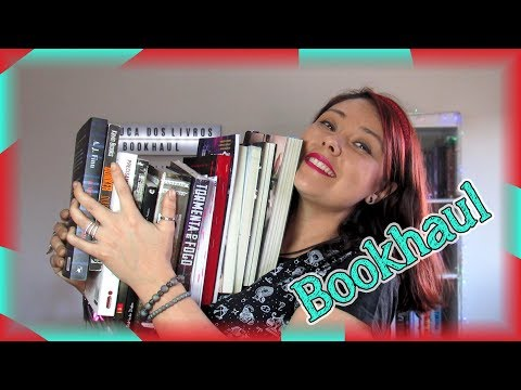 Livros novos na estante - BOOKHAUL | Louca dos livros 2019