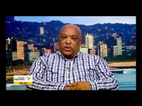Mdu Ngcobo talks about The Durban Jazz Festival, fondly known as the Hazelmere jazz