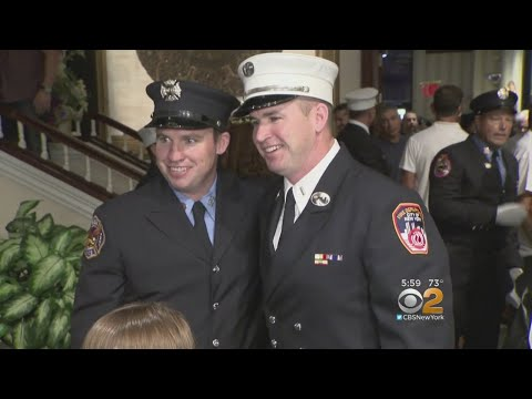 FDNY Pair Recall Brother Lost In 9/11 Attack