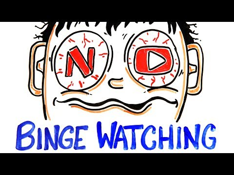 How Bad is Binge Watching for Your Health?