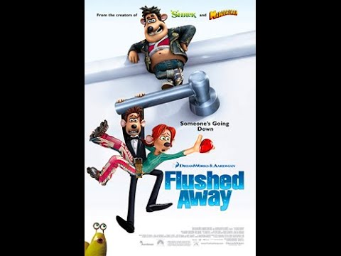 Animated Movie Month:Flushed Away (2006)