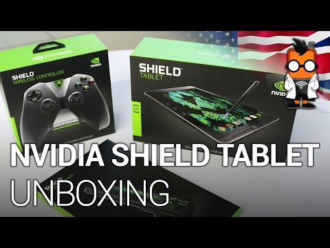 nvidia - Nvidia Shield Tablet with Shield Controller Unboxing & Extensive Hands-on www.mobilegeeks.com The NVIDIA Shield is the latest and greatest tablet from NVIDIA that uses the new Tegra K1 platform....
