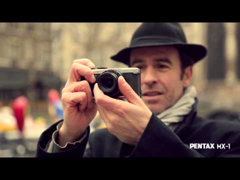 Traveling with the PENTAX MX-1