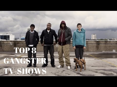 Top TV-shows that will make you feel like a gangster