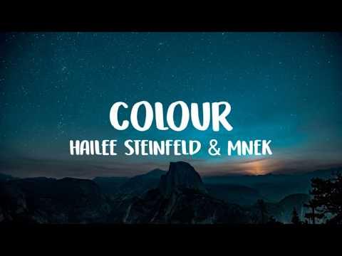 colour hailee steinfeld lyrics