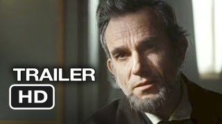 Lincoln Official Trailer #1 (2012) Steven Spielberg Movie HD - YouTube