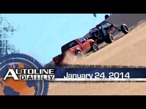 Mexico Has Become a Massive Export Machine – Autoline Daily 1299