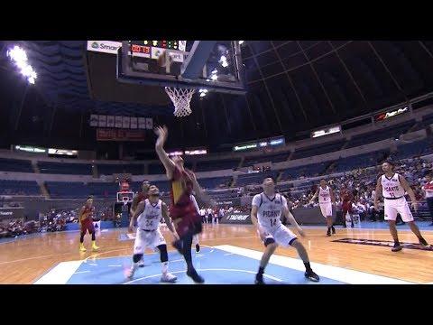 Marcio Lassiter for the win! | PBA Philippine Cup 2018 (видео)