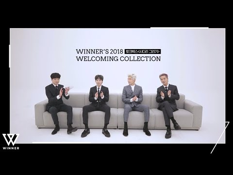 WINNER'S 2018 WELCOMING COLLECTION #2