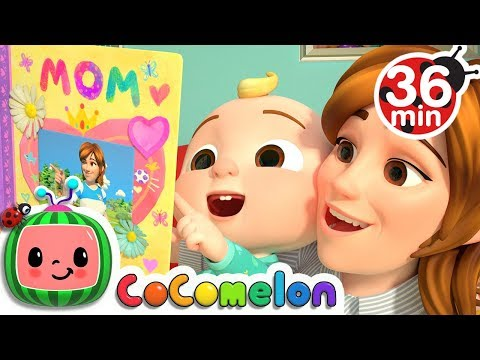 My Mommy Song + More Nursery Rhymes & Kids Songs - CoComelon