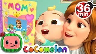 Video My Mommy Song + More Nursery Rhymes & Kids Songs - CoCoMelon MP3, 3GP, MP4, WEBM, AVI, FLV Juni 2019