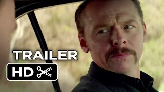 Kill Me Three Times TRAILER 1 (2015) - Simon Pegg, Teresa Palmer Movie HD