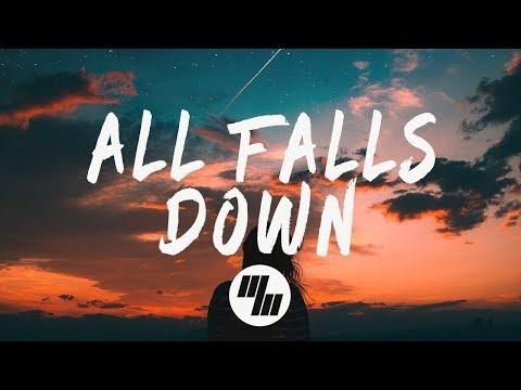 Alan Walker - All Falls Down (Lyrics / Lyric Video) feat. Noah Cyrus & Digital Farm Animals