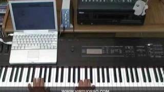 Alabanza Y Adoracion Para El Piano (solo Tu Eres Santo)