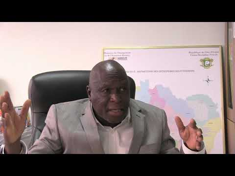 COTE D'IVOIRE: INTERVIEW DE L' HONORABLE ABOU NIBI COULIBALY