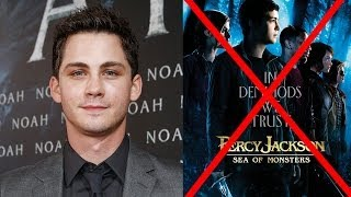 Nonton Logan Lerman Reveals Percy Jackson Is Done  Film Subtitle Indonesia Streaming Movie Download